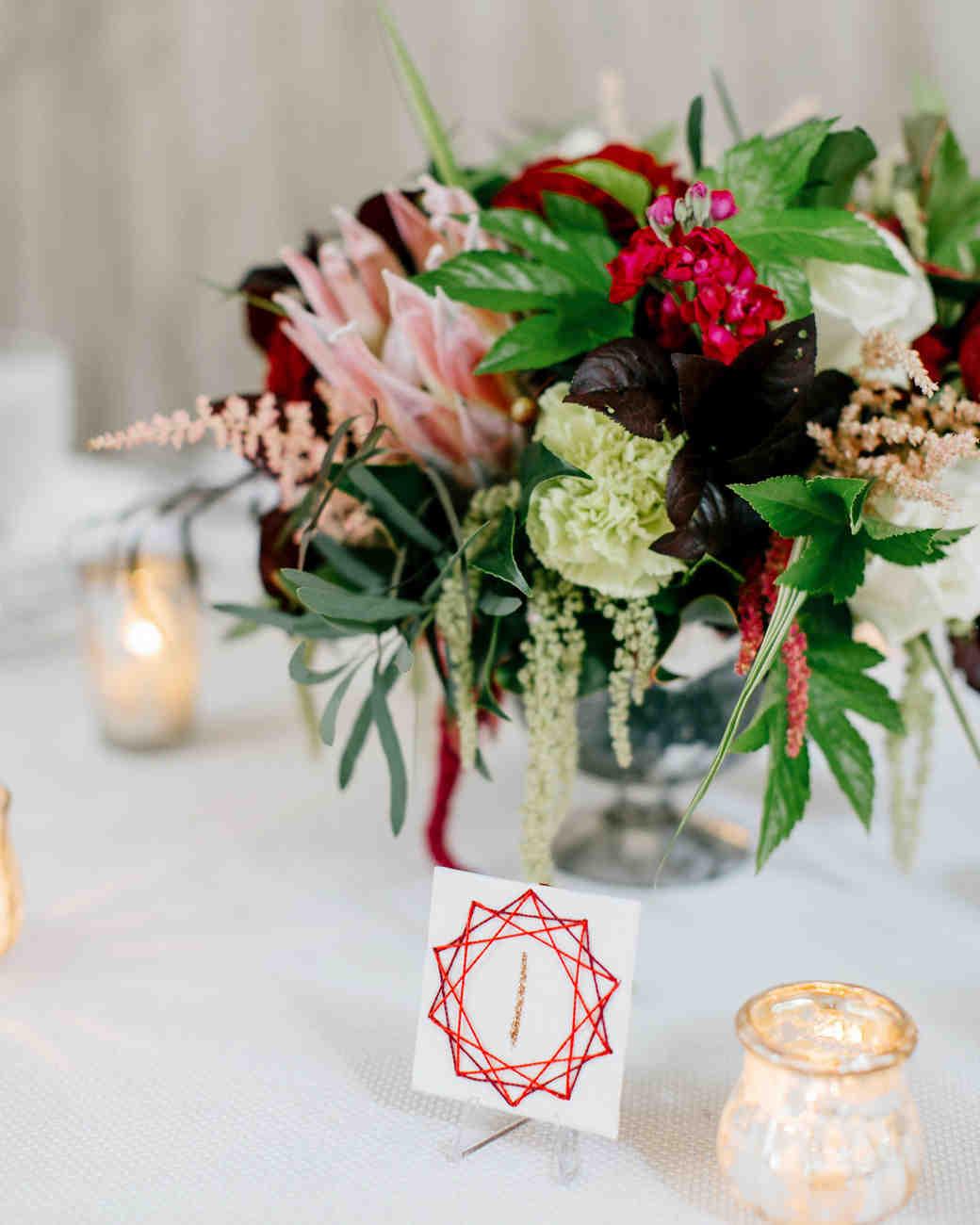 Nápady na číslovanie svadobných stolov - Obrázok č. 91