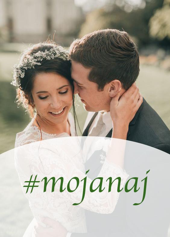 Nevesty 2017! Zajtra nám v magazíne vyjde článok s výberom vašich najobľúbenejších fotiek z vášho svadobného dňa :) Ak ste sa ešte nezapojili a chcete byť súčasťou tohto článku, pridajte svoju obľúbenú foto s označením #mojanaj :) máte sa na čo tešiť, článok je plný lásky a krásnych okamihov :) - Obrázok č. 1