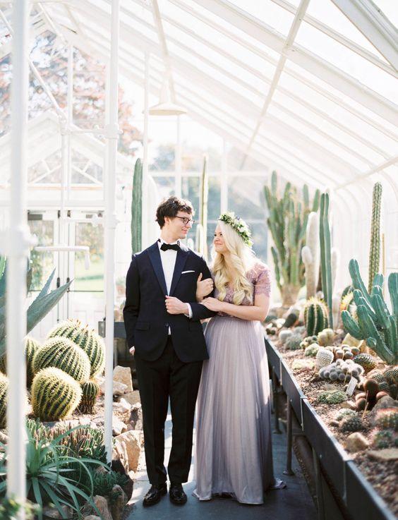 Svadobné fotenie v skleníku - Obrázok č. 104