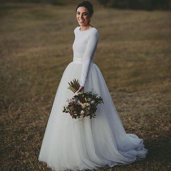 Tak jednoducho, ako sa len dá (minimalizmus v svadobných šatách) - Obrázok č. 56