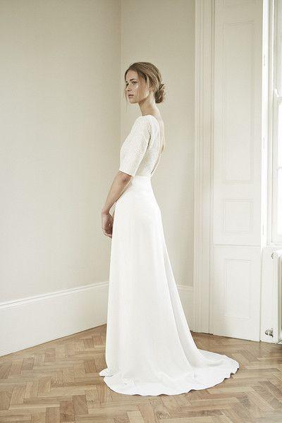 Tak jednoducho, ako sa len dá (minimalizmus v svadobných šatách) - Obrázok č. 61