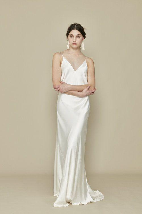 Tak jednoducho, ako sa len dá (minimalizmus v svadobných šatách) - Obrázok č. 64