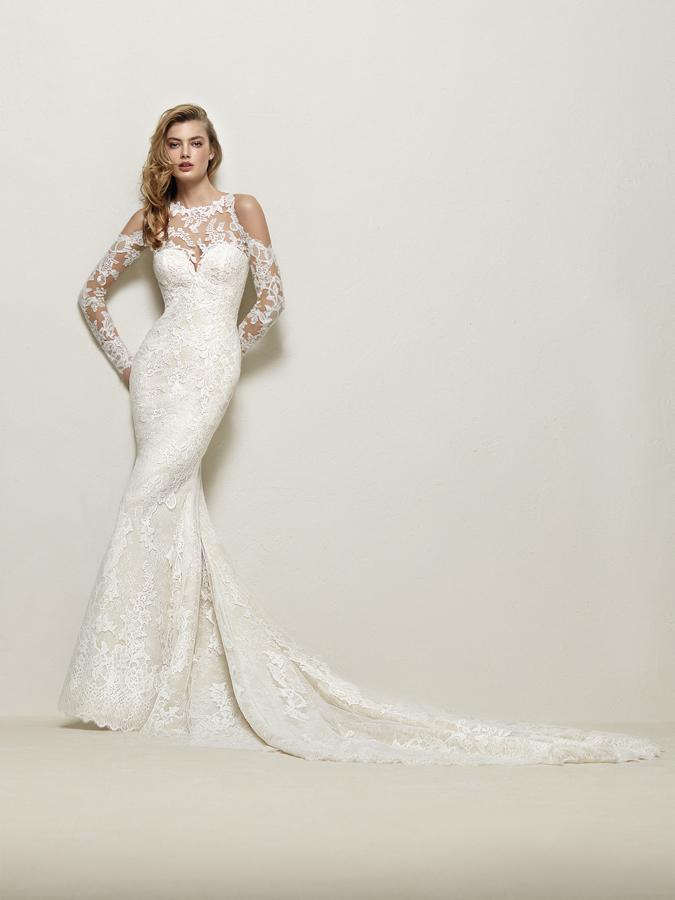 Atelier Pronovias predstavil kolekciu svadobných šiat na rok 2018 - Obrázok č. 50