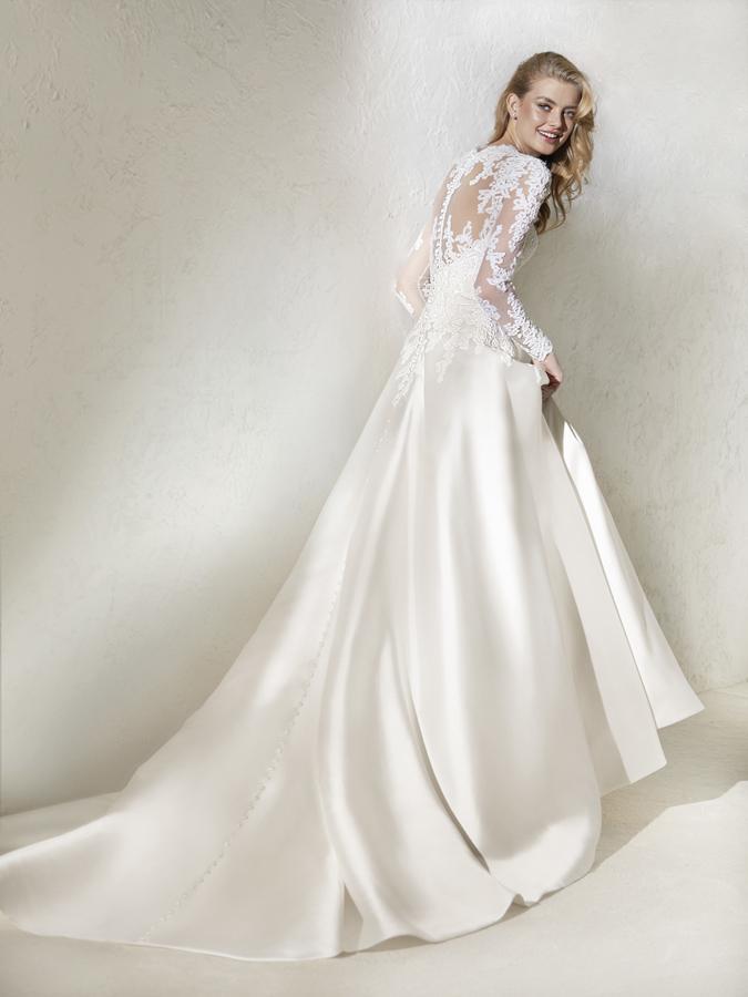 Atelier Pronovias predstavil kolekciu svadobných šiat na rok 2018 - Obrázok č. 64