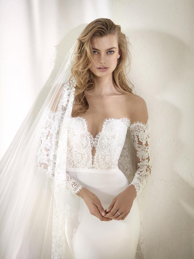 Atelier Pronovias predstavil kolekciu svadobných šiat na rok 2018 - Obrázok č. 66