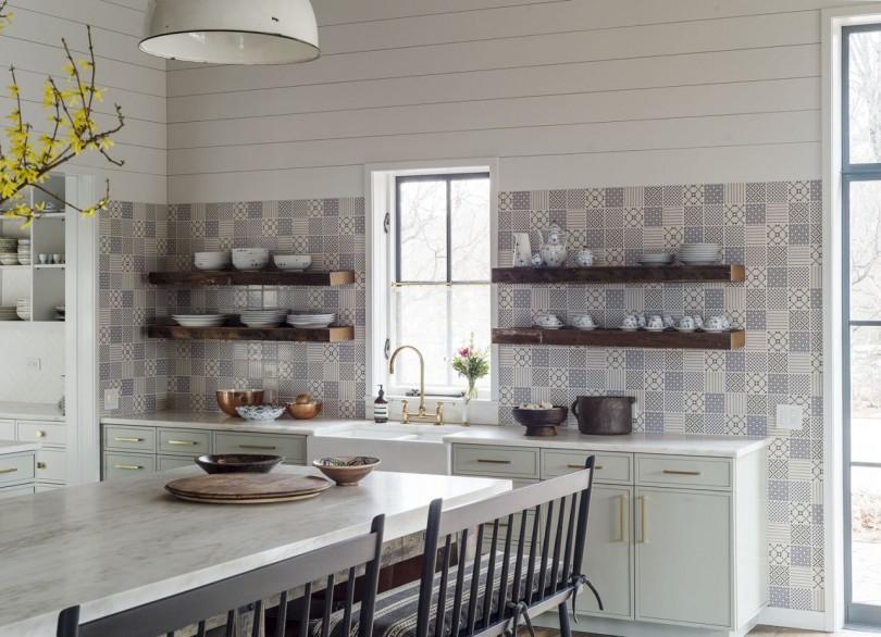 Kuchyne s otvorenými poličkami - Obrázok č. 6