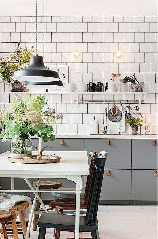 Kuchyne s otvorenými poličkami - Obrázok č. 9