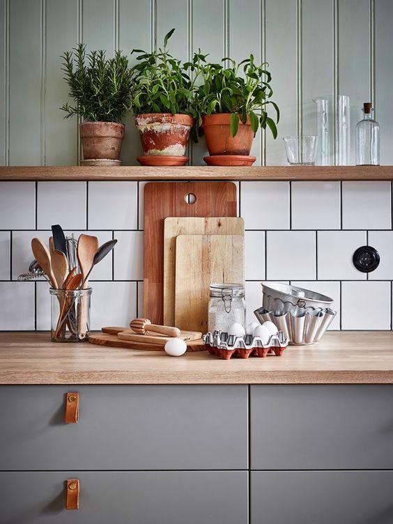 Kuchyne s otvorenými poličkami - Obrázok č. 10