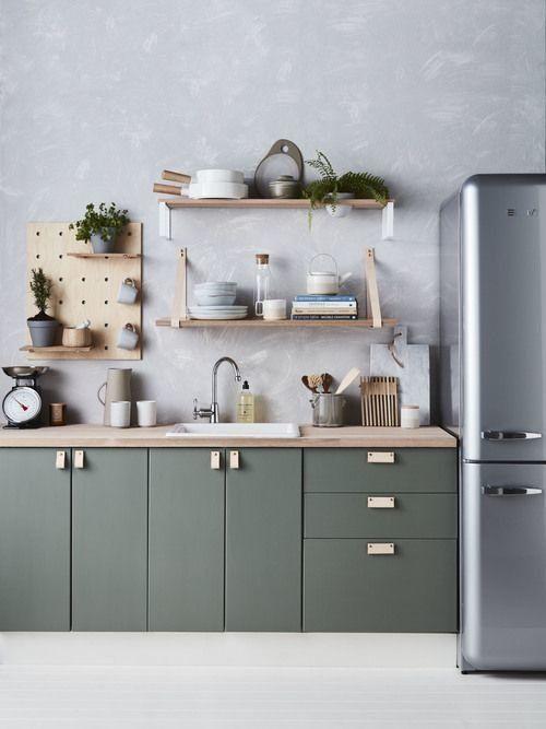 Kuchyne s otvorenými poličkami - Obrázok č. 11