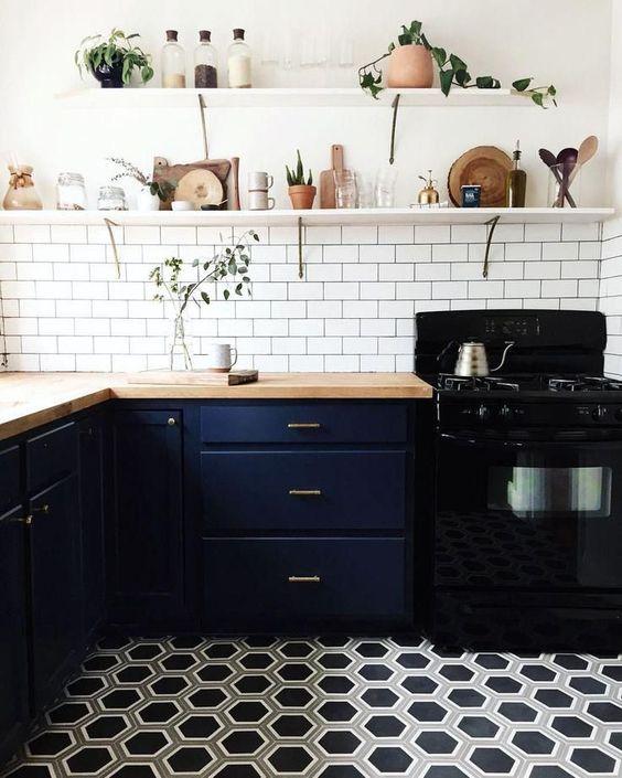 Kuchyne s otvorenými poličkami - Obrázok č. 13