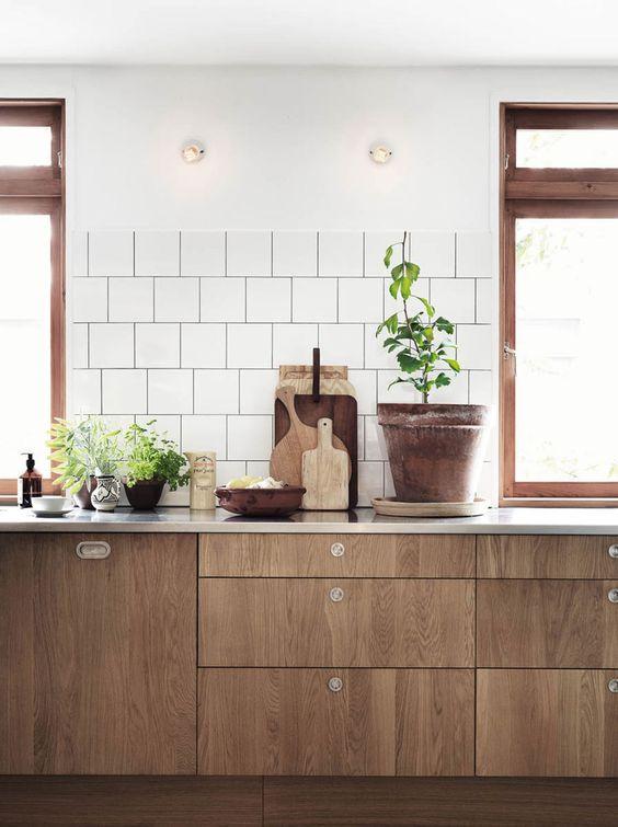 Kuchyne s otvorenými poličkami - Obrázok č. 15