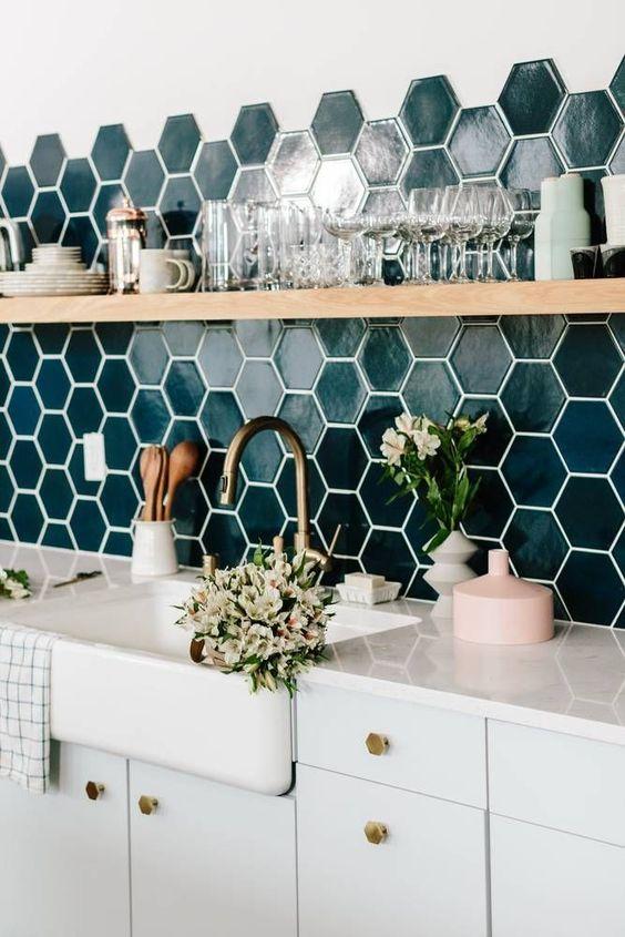 Kuchyne s otvorenými poličkami - Obrázok č. 22