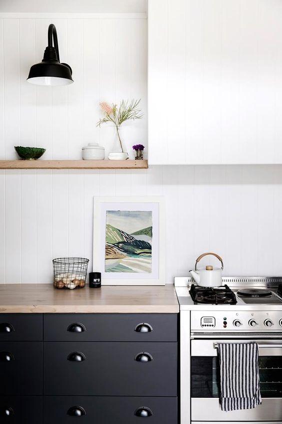 Kuchyne s otvorenými poličkami - Obrázok č. 23