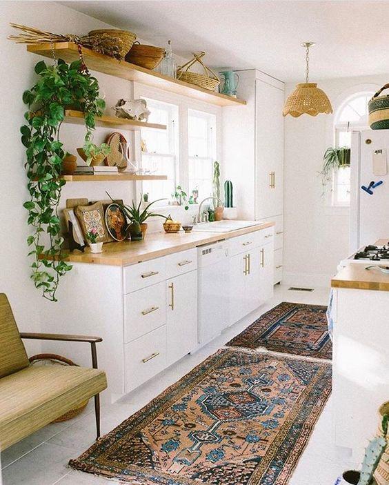 Kuchyne s otvorenými poličkami - Obrázok č. 31
