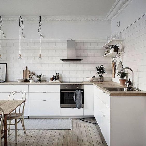 Kuchyne s otvorenými poličkami - Obrázok č. 35