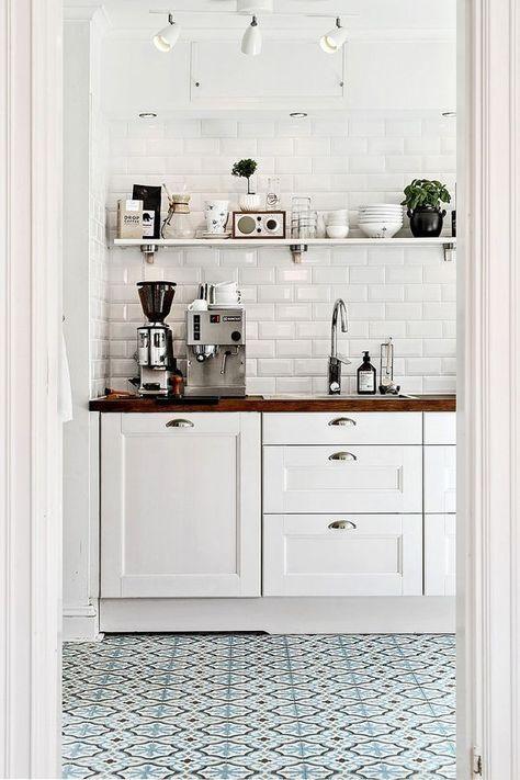 Kuchyne s otvorenými poličkami - Obrázok č. 41