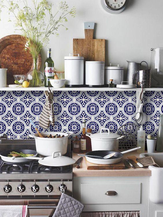 Kuchyne s otvorenými poličkami - Obrázok č. 50