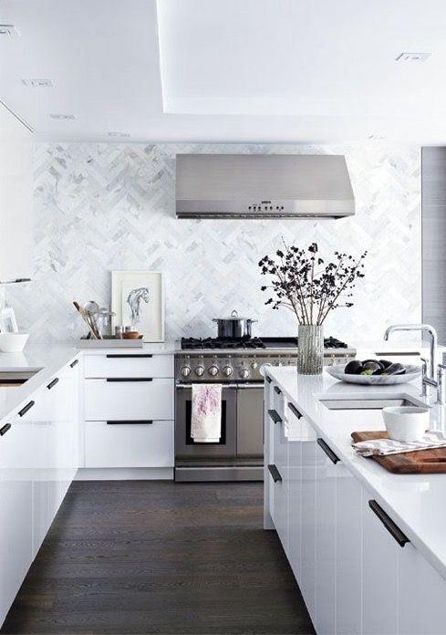 Kuchyne s otvorenými poličkami - Obrázok č. 51
