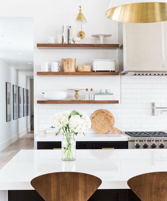 Kuchyne s otvorenými poličkami - Obrázok č. 52