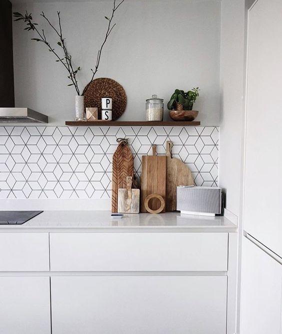 Kuchyne s otvorenými poličkami - Obrázok č. 56
