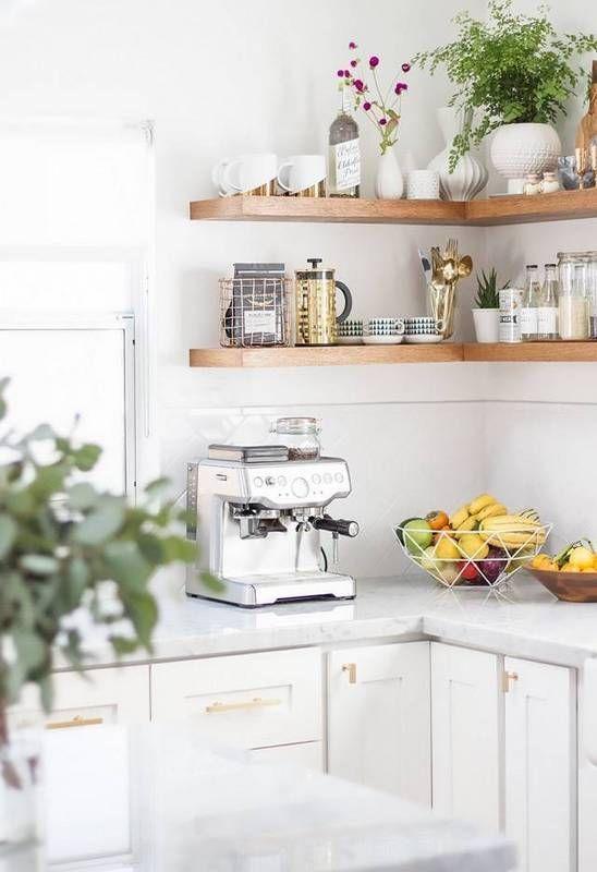 Kuchyne s otvorenými poličkami - Obrázok č. 57