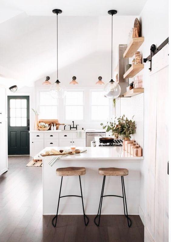 Kuchyne s otvorenými poličkami - Obrázok č. 62