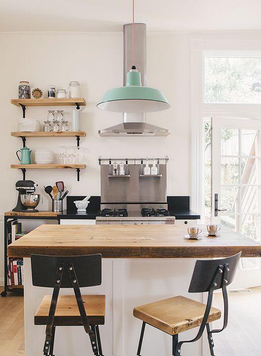 Kuchyne s otvorenými poličkami - Obrázok č. 70