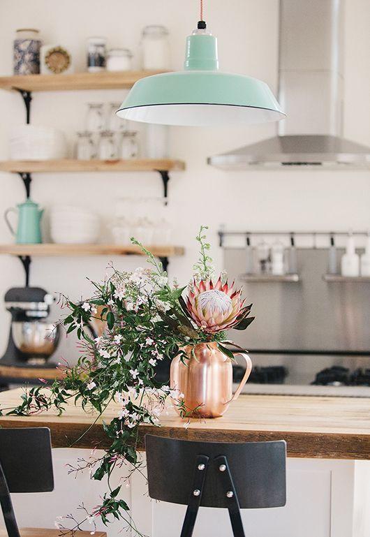 Kuchyne s otvorenými poličkami - Obrázok č. 71