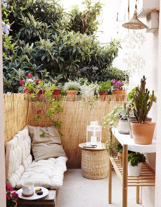 Malý balkón s veľkou atmosférou - inšpirácie - Obrázok č. 4
