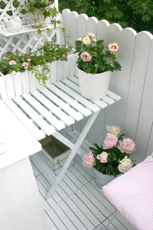Malý balkón s veľkou atmosférou - inšpirácie - Obrázok č. 31