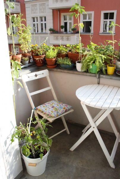 Malý balkón s veľkou atmosférou - inšpirácie - Obrázok č. 32