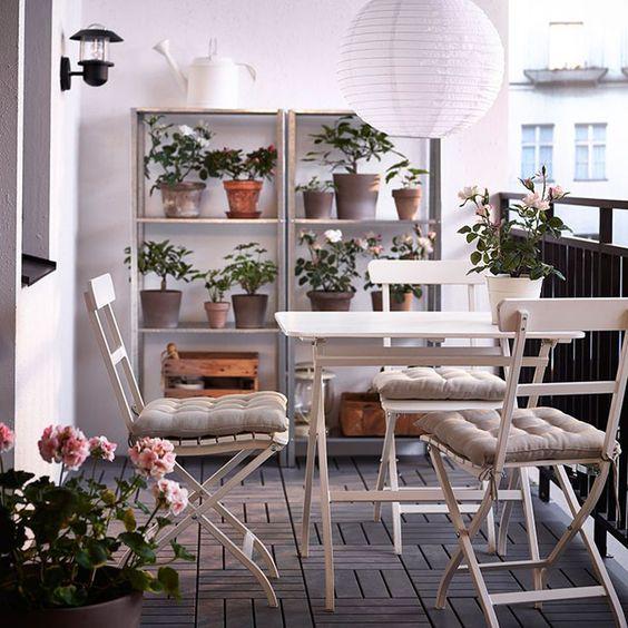 Malý balkón s veľkou atmosférou - inšpirácie - Obrázok č. 41