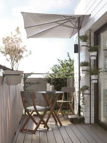 Malý balkón s veľkou atmosférou - inšpirácie - Obrázok č. 68