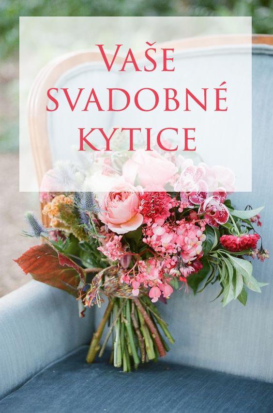 Na FB stránke Mojej svadby som už dávnejšie vytvorila album s vašimi svadobnými kyticami :) https://www.facebook.com/pg/Mojasvadba.sk/photos/?tab=album&album_id=1489600957769181 Pochváľte sa svojou prekrásnou kyticou aj vy a staňte sa inšpiráciou pre ďalšie budúce nevesty. Pošlite mi fotku svojej svadobnej kytice tu do správy a rada ju v albume zverejním :) Ďakujem, budem sa tešiť na parádnu zbierku, ktorú spolu vytvoríme :) - Obrázok č. 1