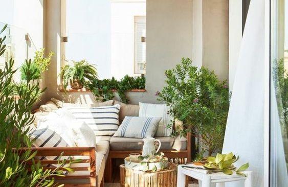 Malý balkón s veľkou atmosférou - inšpirácie - Obrázok č. 86