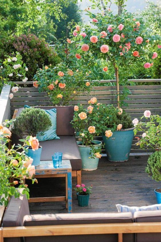 Malý balkón s veľkou atmosférou - inšpirácie - Obrázok č. 88