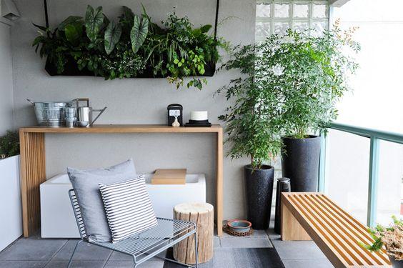 Malý balkón s veľkou atmosférou - inšpirácie - Obrázok č. 100