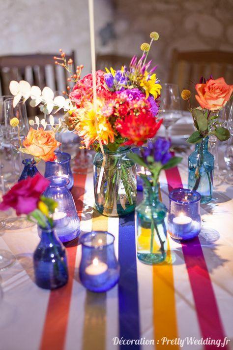 Keď to na svadbe hýri mnohými farbami