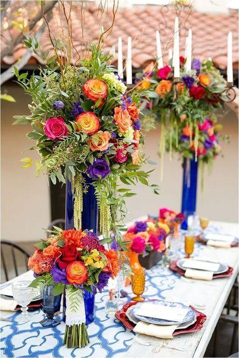 Keď to na svadbe hýri mnohými farbami - Obrázok č. 7