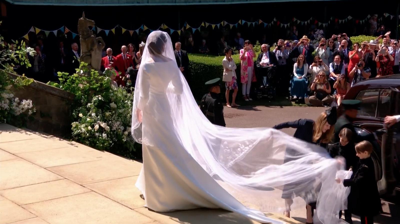 Kráľovská svadba Meghan a Harryho - Obrázok č. 65