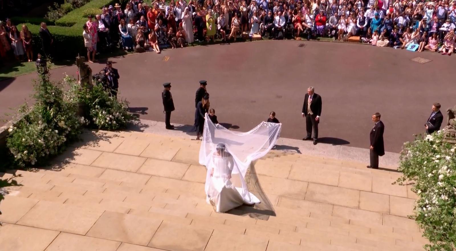 Kráľovská svadba Meghan a Harryho - Obrázok č. 67