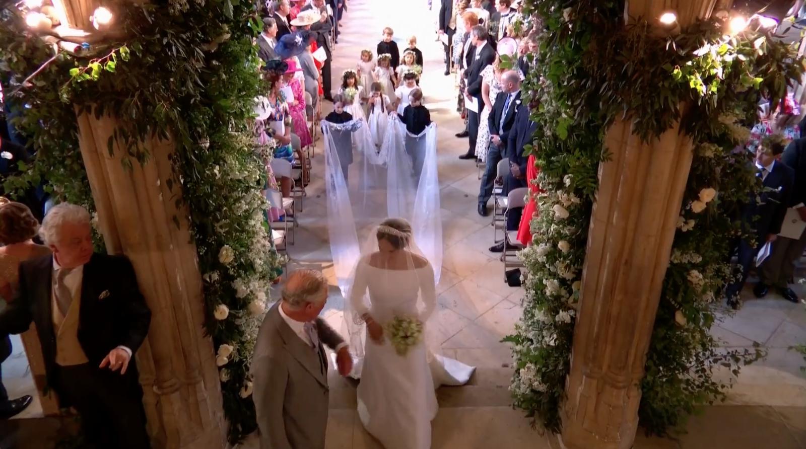 Kráľovská svadba Meghan a Harryho - Obrázok č. 71