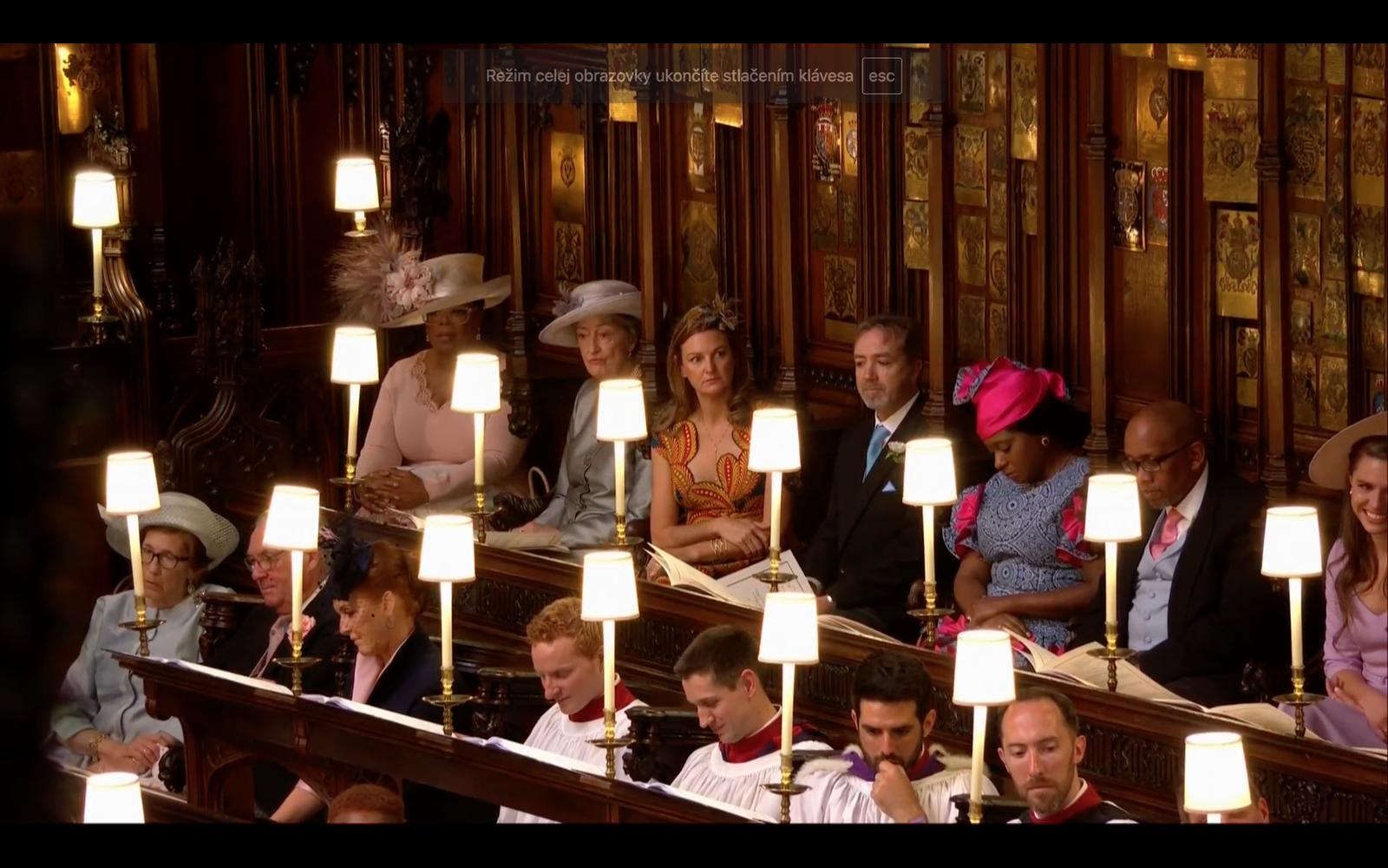 Kráľovská svadba Meghan a Harryho - Obrázok č. 80