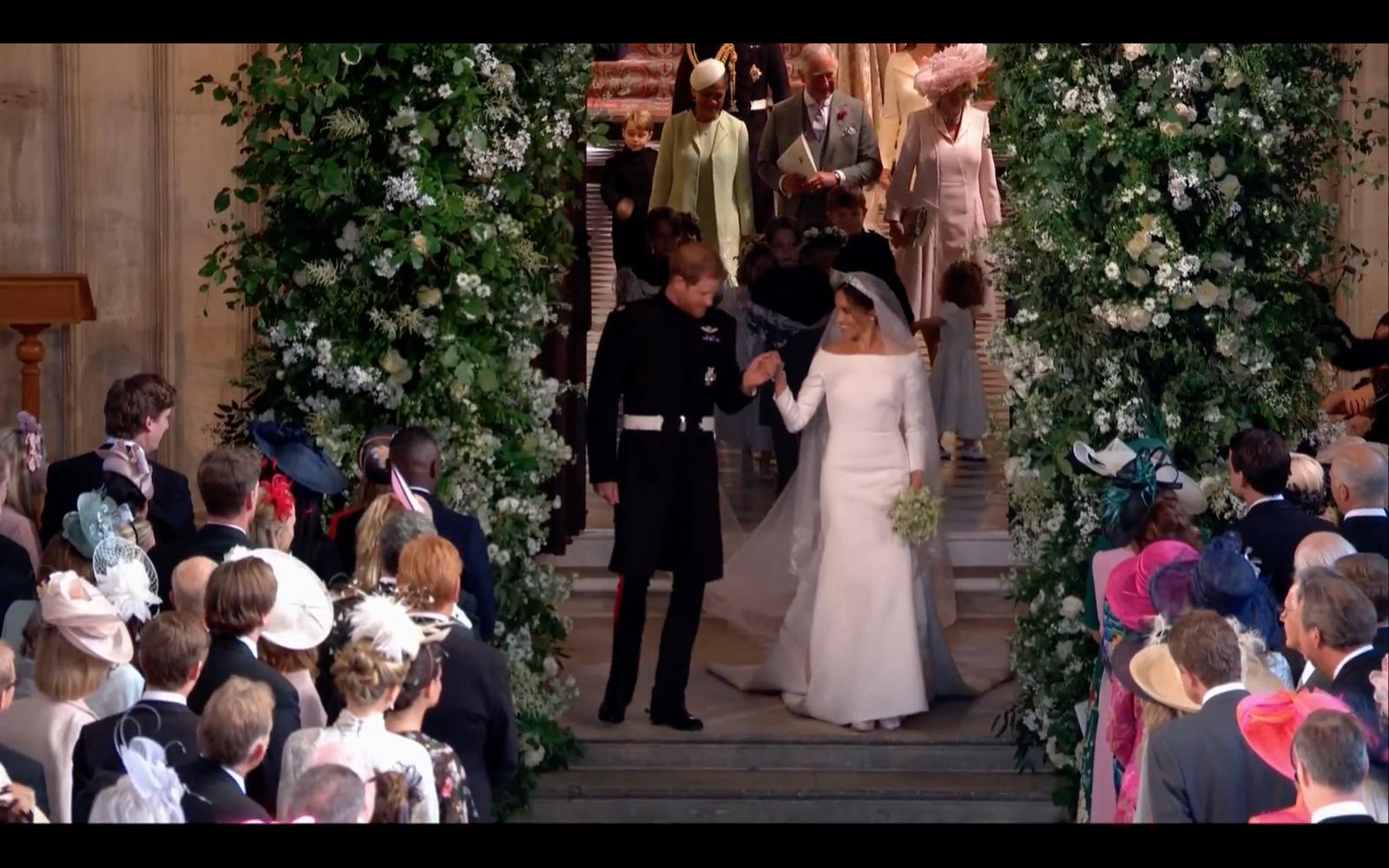Kráľovská svadba Meghan a Harryho - Obrázok č. 94