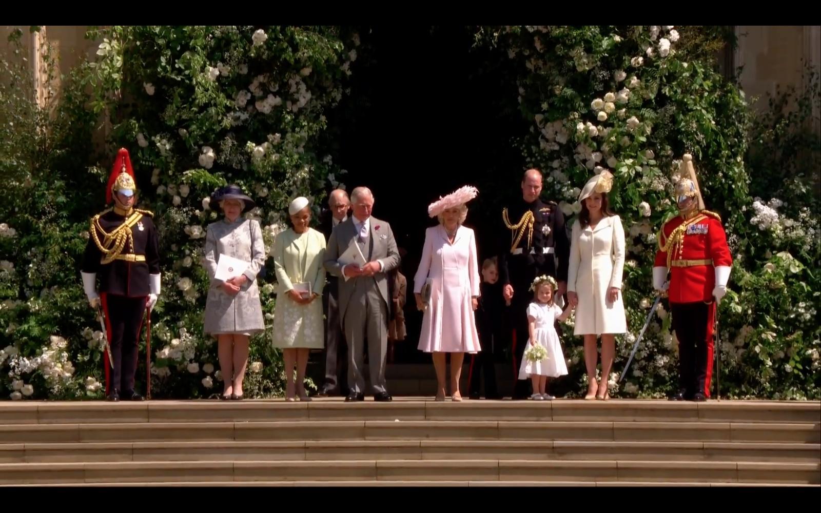Kráľovská svadba Meghan a Harryho - Obrázok č. 101