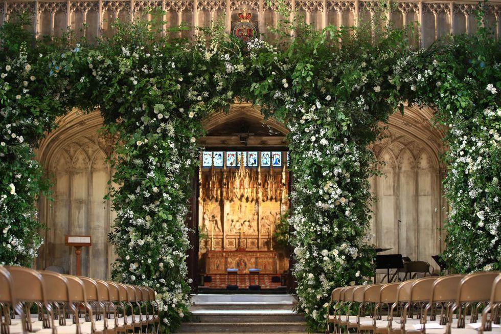 Kráľovská svadba Meghan a Harryho - Obrázok č. 2