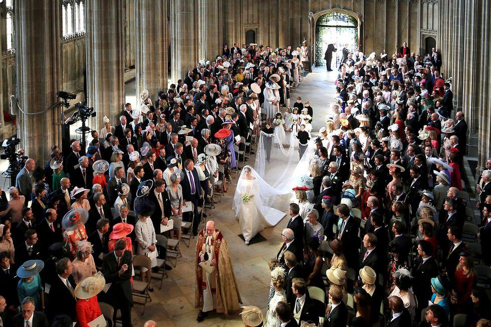 Kráľovská svadba Meghan a Harryho - Obrázok č. 24