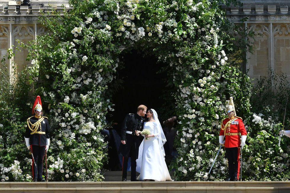 Kráľovská svadba Meghan a Harryho - Obrázok č. 47