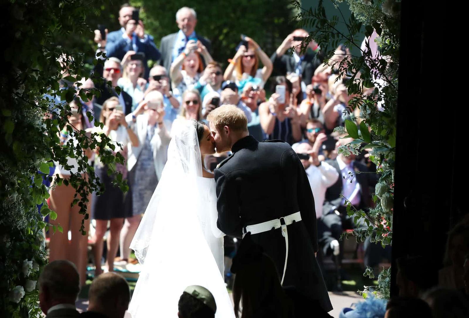 Kráľovská svadba Meghan a Harryho - Obrázok č. 44
