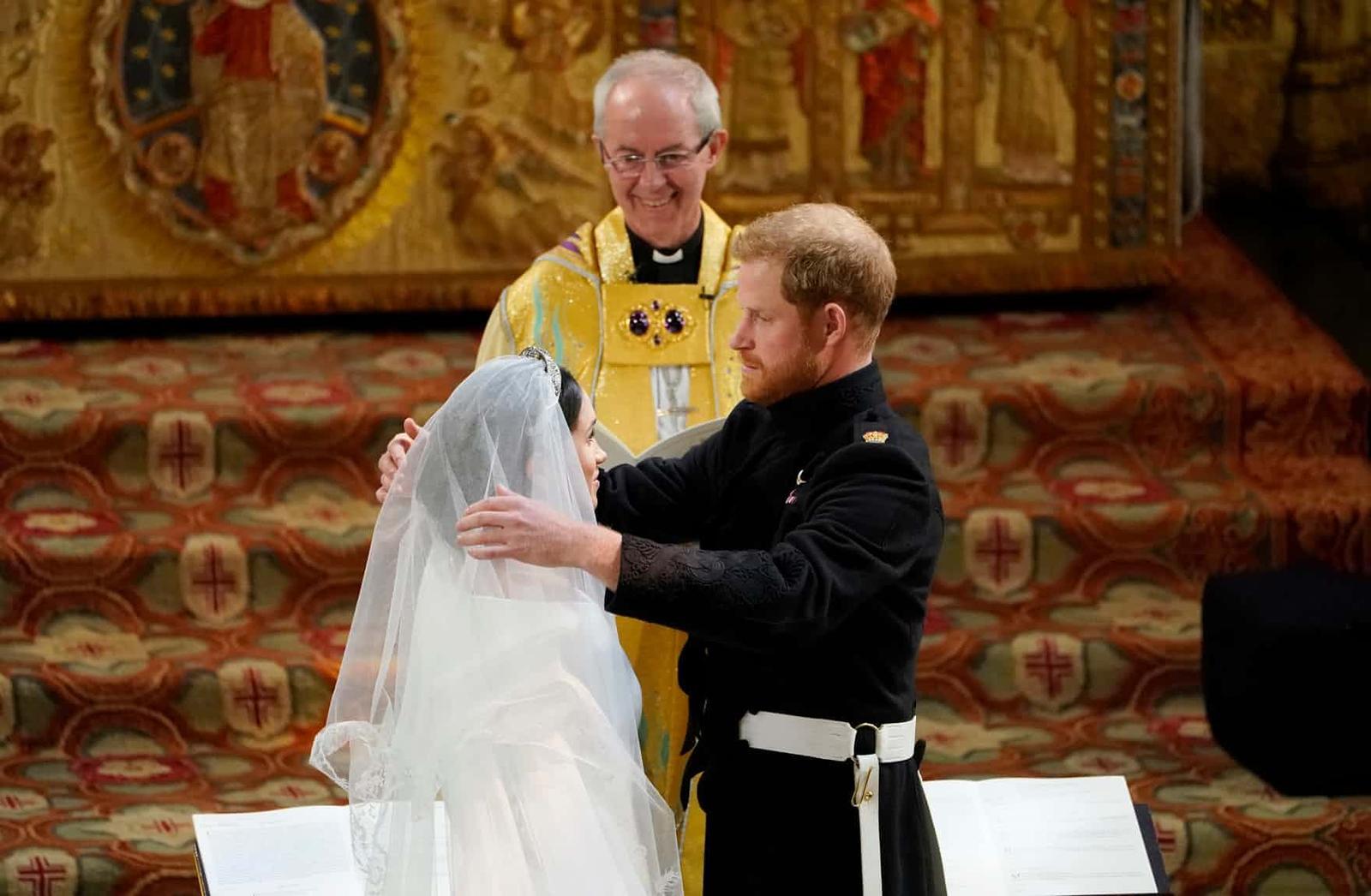 Kráľovská svadba Meghan a Harryho - Obrázok č. 32